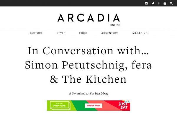 Arcadia online