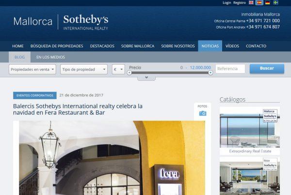 Mallorca Sothebysrealty