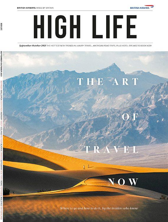 High Life British Airways